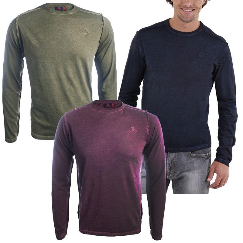 Robe-di-Kappa-T-Shirt-Polo-MIKENO-Uomo-Ufficio-T-Shirt