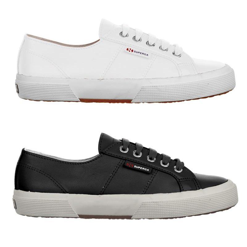 2750 Pelle Donna Scarpe Superga Su Sneakers Diversi Colori Dd Dettagli Modello Uomo HXqTwI