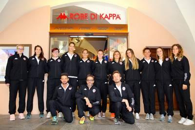 COMUNICATO STAMPA - Kappa sponsor tecnico dell'UBI Banca S. Bernardo