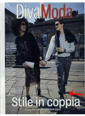 Stile in coppia (Superga Italy)