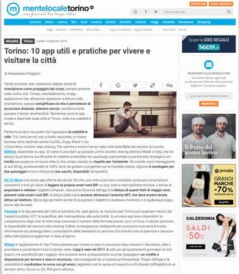Torino: 10 app utili e pratiche per vivere e visitare la città