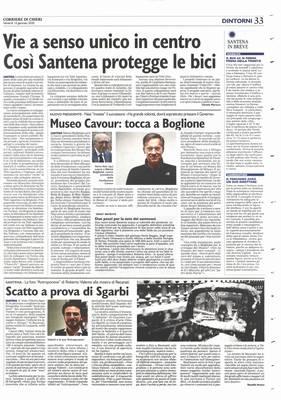 Museo Cavour: tocca a Boglione