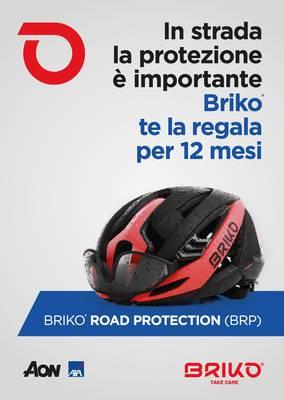 COMUNICATO STAMPA / AON e Briko, insieme per la sicurezza su strada: un anno di polizza assicurativa per i ciclisti